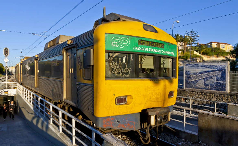 תחבורה ציבורית בפורטוגל