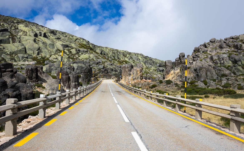 מסלולים בפארק סרה דה אשטרלה