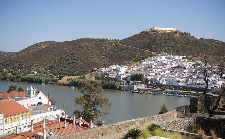 היכן לעצור בין ספרד לבין פורטוגל?