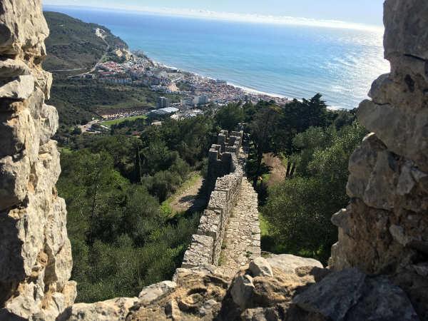 מבצר ססימברה (Castelo de Sesimbra)