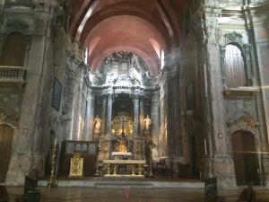 Igreja de Sao Domingos Lisbon