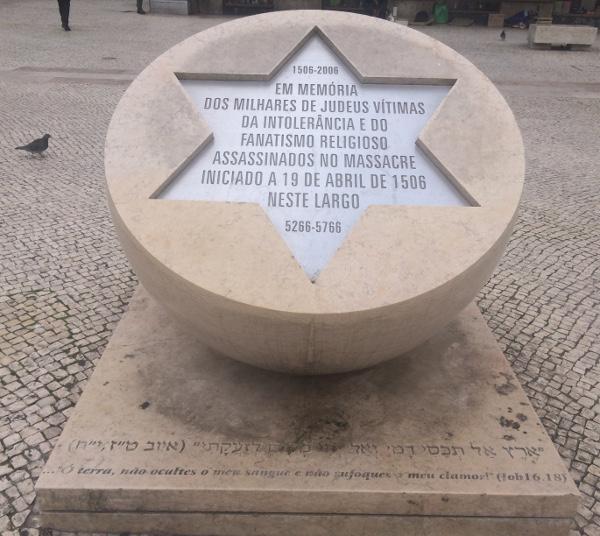Sao Domingos Star of David