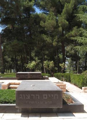 Haim-Herzog-Grave
