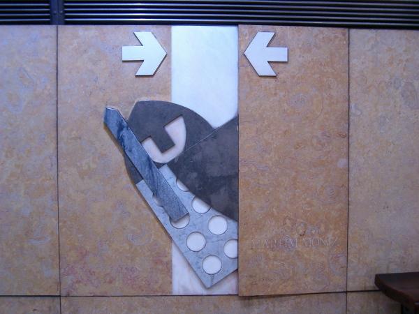 Martim Moniz Metro
