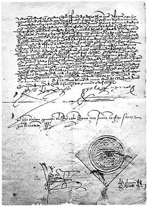 Alhambra-Decree