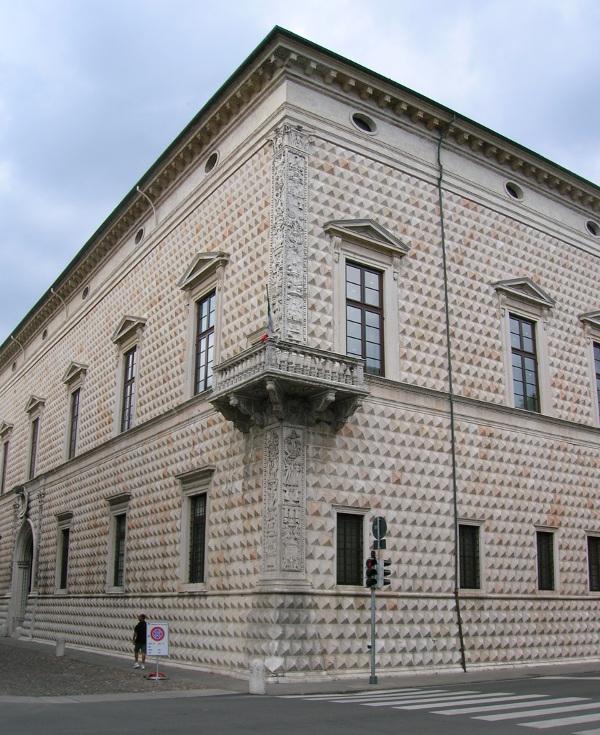 Palazzo-dei-Diamanti-Italy