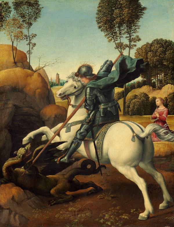 St_George_Raphael