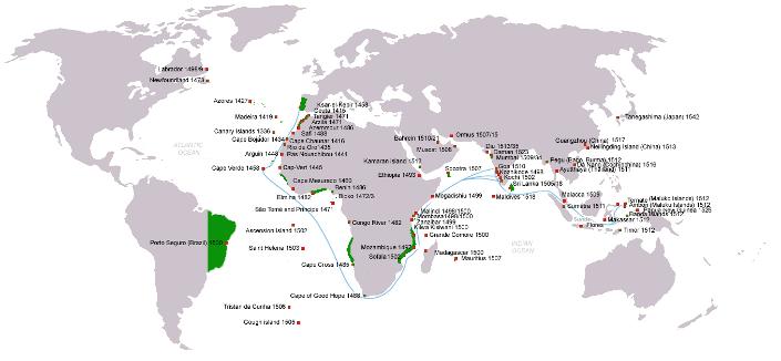 Portuguese-discoveries
