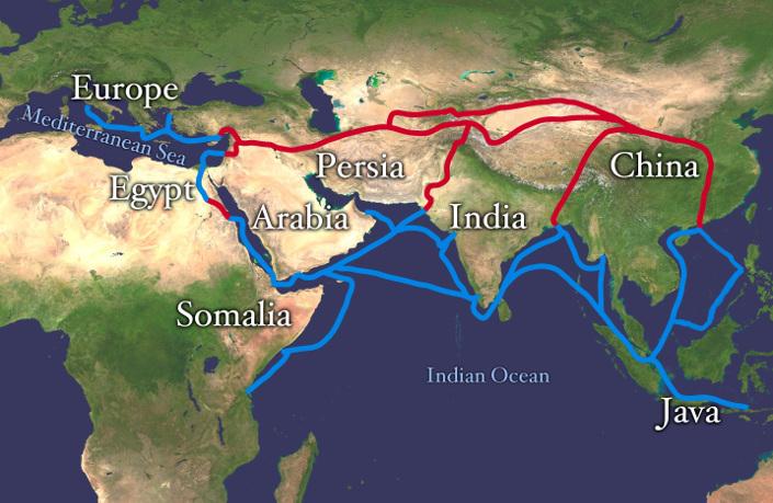 Silk_Spice_Route