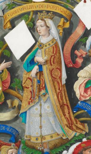 Filipa-of-Lencastr-Queen-of-Portugal