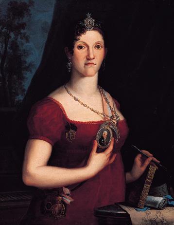Queen-Carlota-Joaquina-Ajuda-Palace