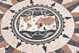 World-Map-Mosaic-Belem