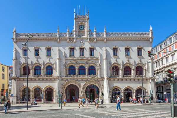 Rossio-Train-Station