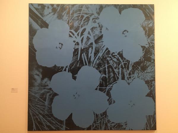 אנדי וורהול - עשרה פיט פרחים (1967)