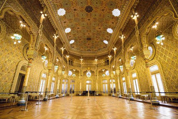 Palacio da Bolsa - Porto-46570
