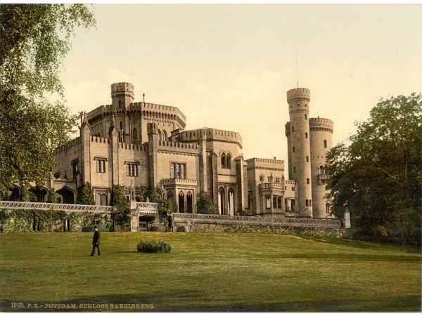 ארמון Babelsberg, פוטסדאם