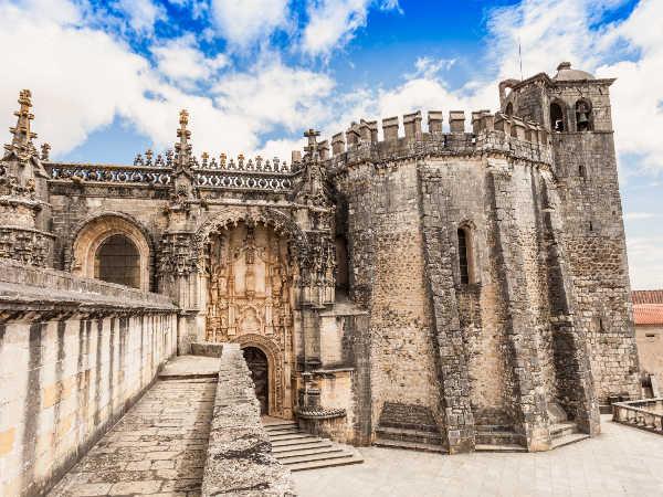 מנזר מסדר הצלוב בטומאר (Convento de Cristo)