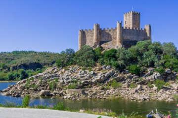 Almourol-Castle