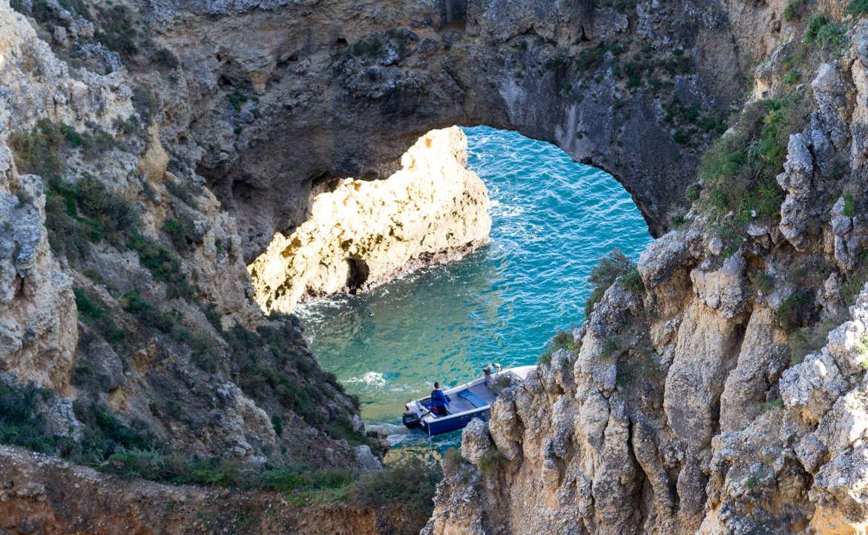 צלילה בפורטוגל