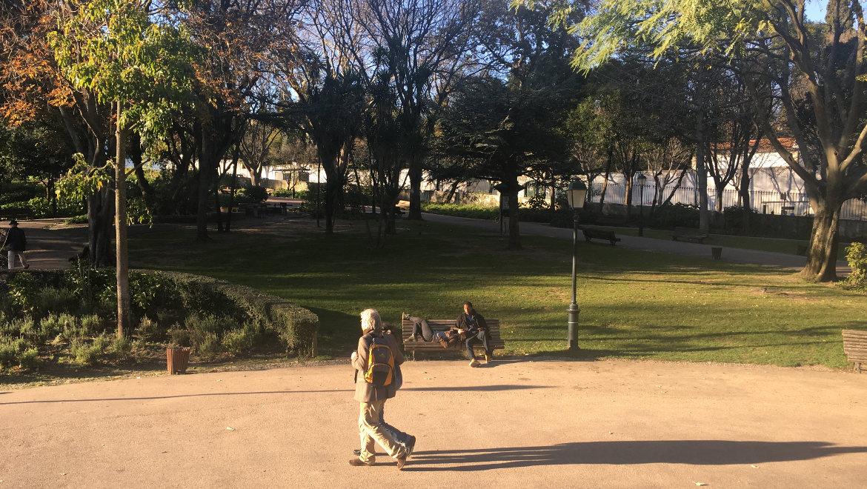 פארקים וגינות בליסבון