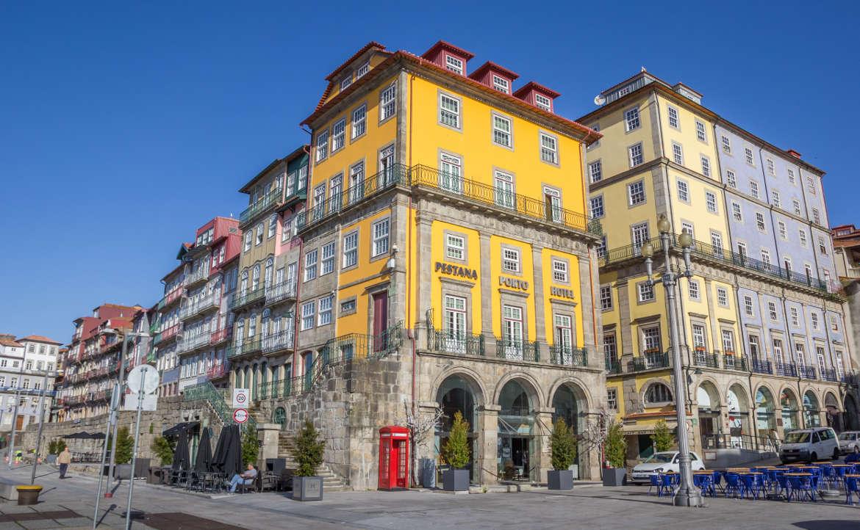 מלונות בפורטו – המלצות מטיילים