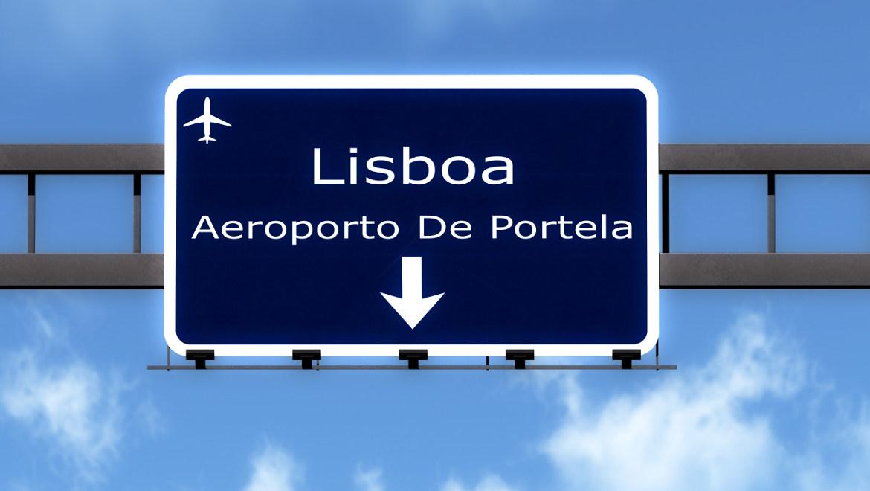 תחבורה מנמל התעופה של ליסבון אל מרכז העיר