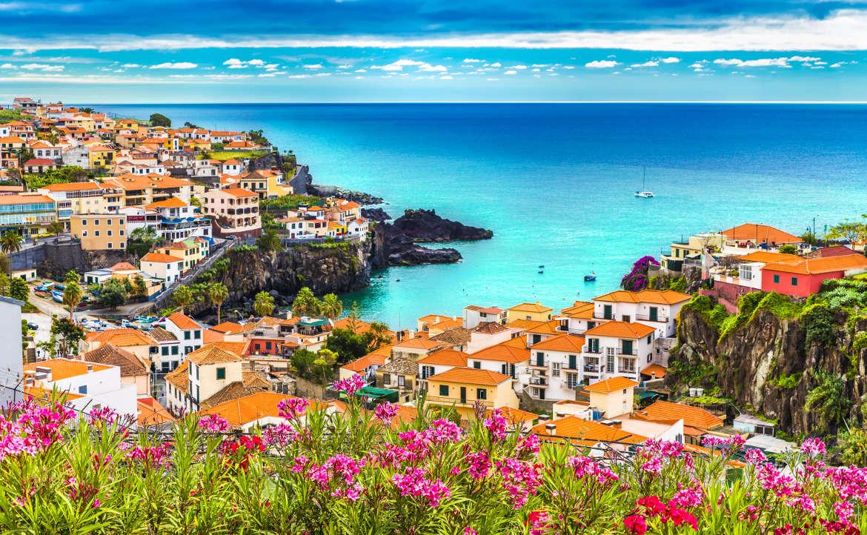 האי מדירה, פורטוגל