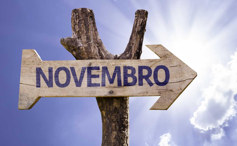חודש נובמבר בפורטוגל