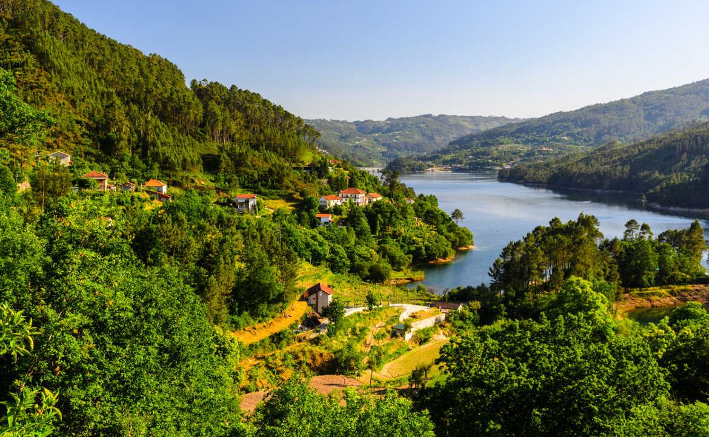 הפארק הלאומי פנדה גרש, פורטוגל (שונות)