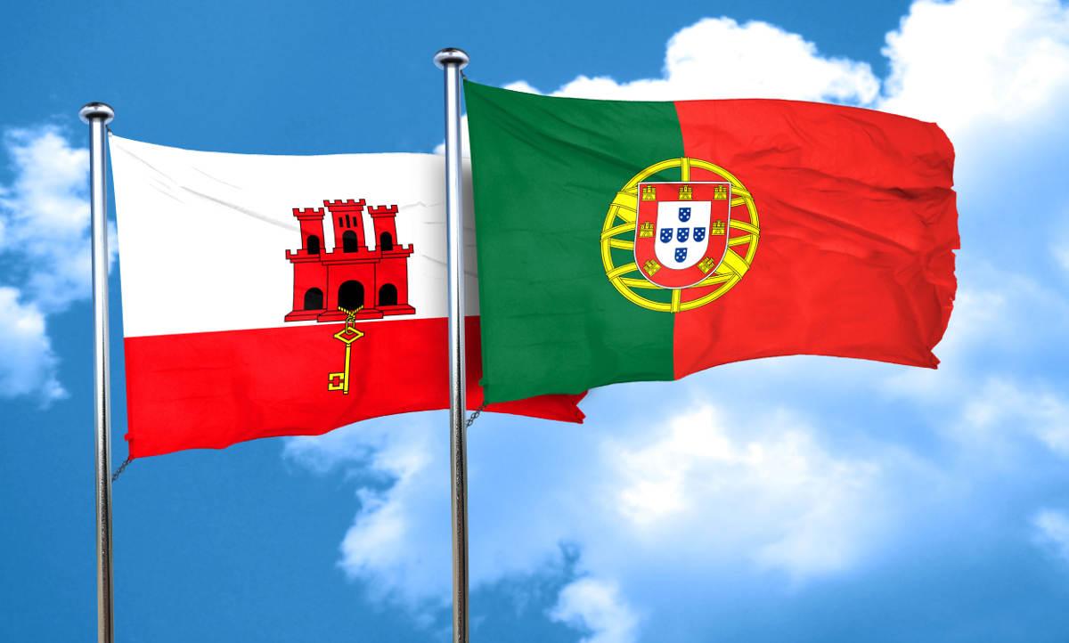 פורטוגל – גיברלטר
