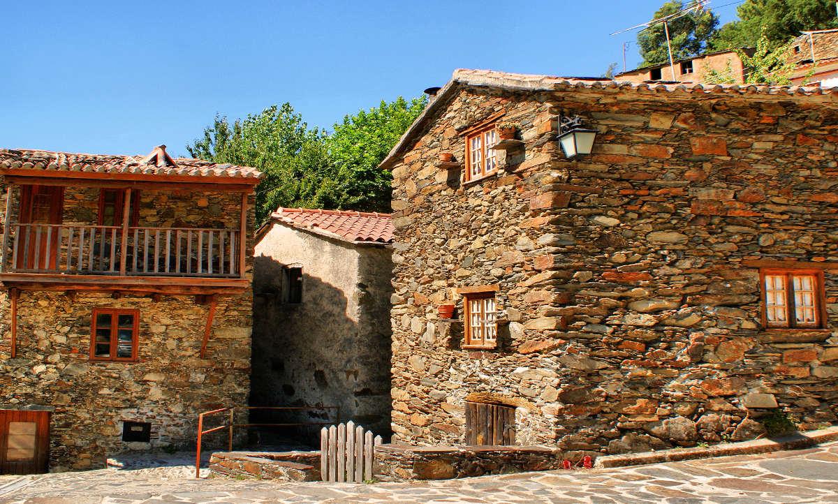 כפרי צפחה, פורטוגל