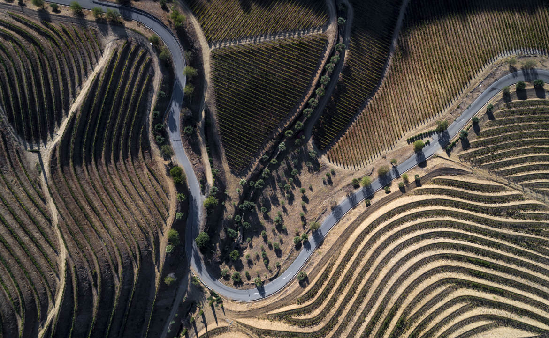 תכנון מסלול בעמק הדורו
