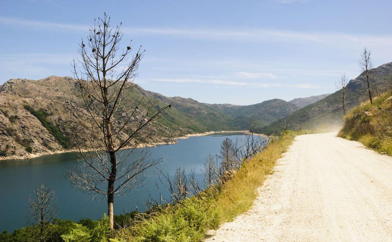 מסלולי טיולים בפנדה גרש