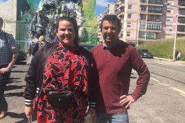 אודות אריק זרה - מדריך טיולים בליסבון